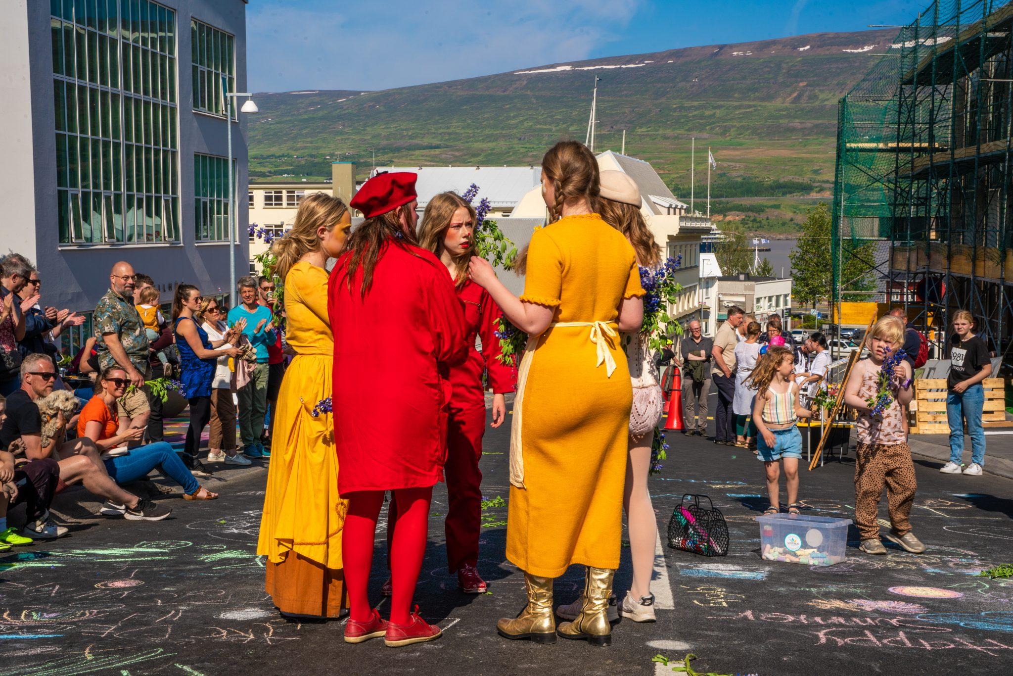 Hátíð sem kemur skemmtilega á óvart og minnir á mikilvægi menningarviðburða