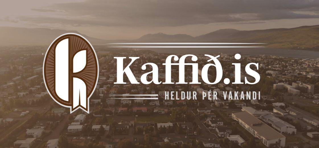 Kaffið.is fagnar fimm ára afmæli