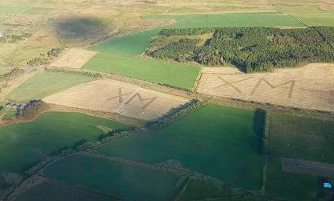 Merkir tún sín í Eyjafirði Miðflokknum