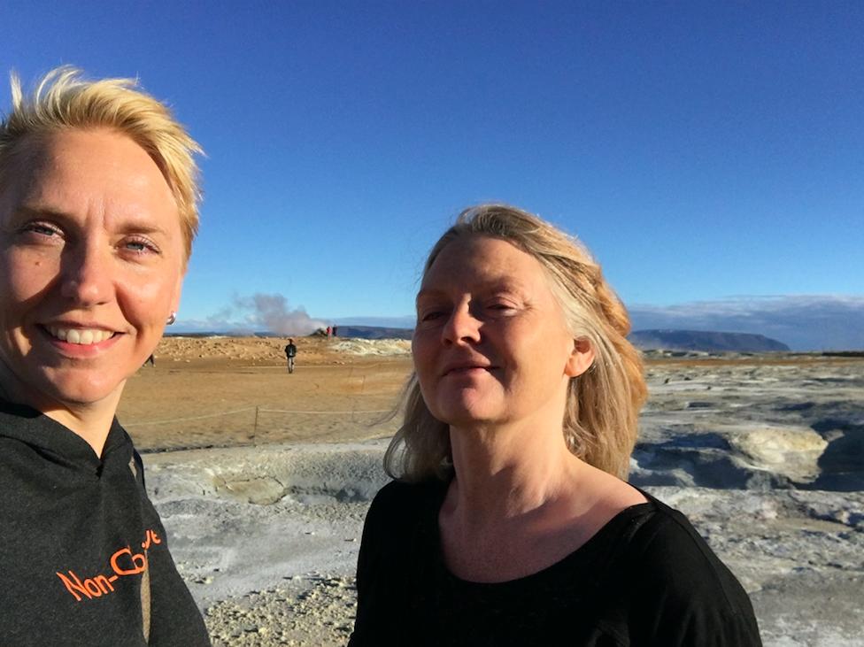 Arna Vals og Raisa Foster sýna í Finnlandi
