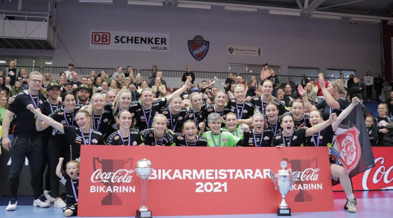 KA/Þór bikarmeistari 2021