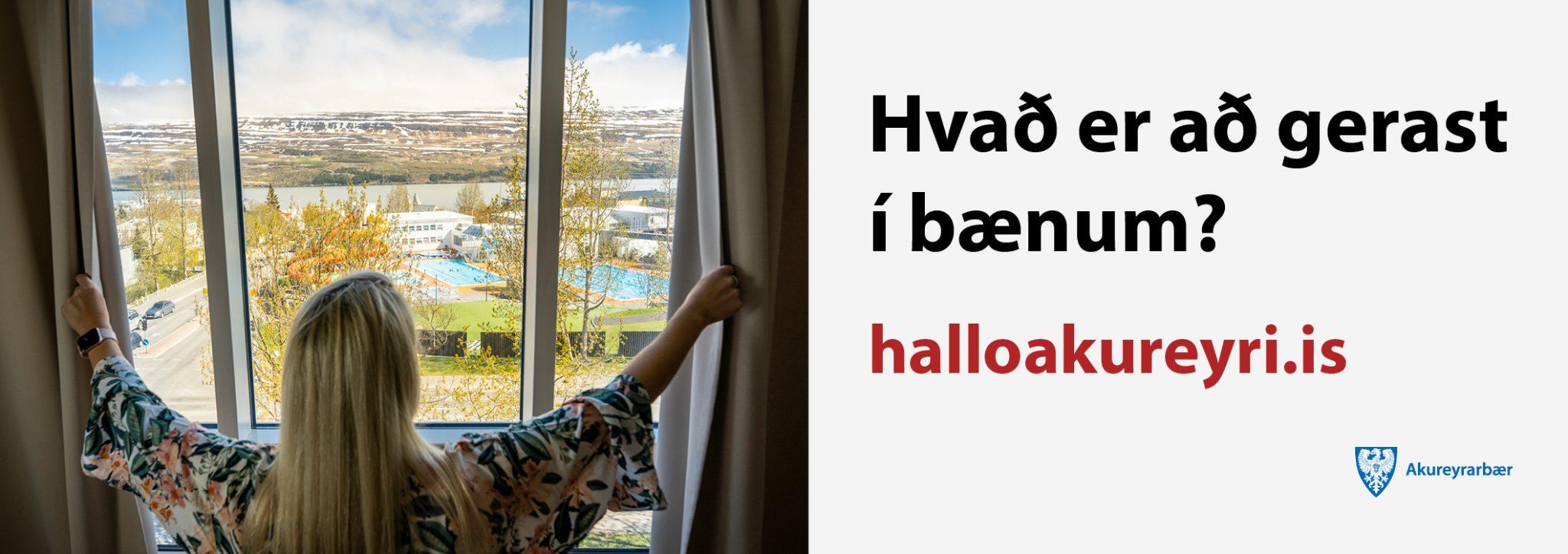 halloakureyri.is